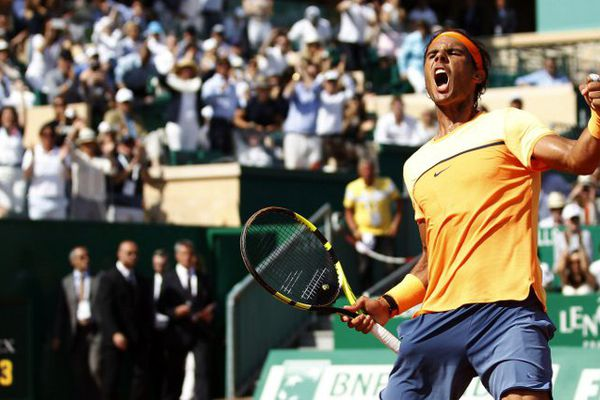 Raphaël Nadal s'est qualifié, le 16 avril, pour la finale du master 1000 de Monaco