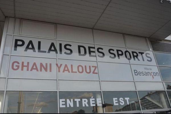 Le Palais des sports de Besançon ouvrira ses portes à 19h ce mercredi soir