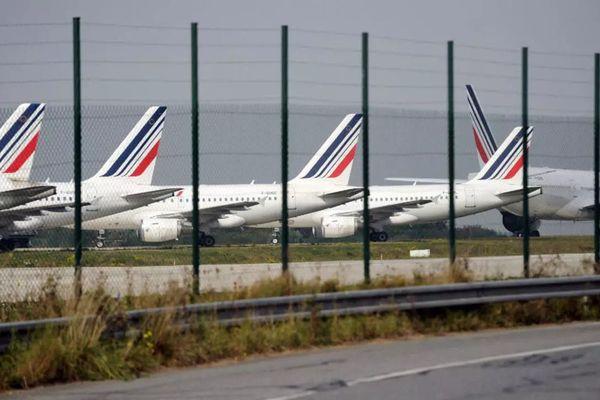 Les pistes de l'aéroport de Roissy-Charles de Gaulle, au nord de Paris. Stéphane de Sakutin, AFP (archives)
