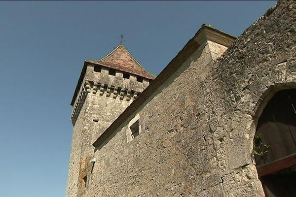 Le château de Gageac en Bergeracois se visitera à l'occasion des Journées du Patrimoine