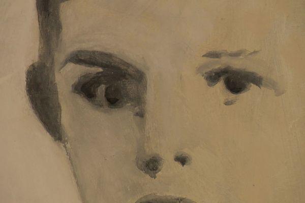 Un portrait signé Edi Dubien