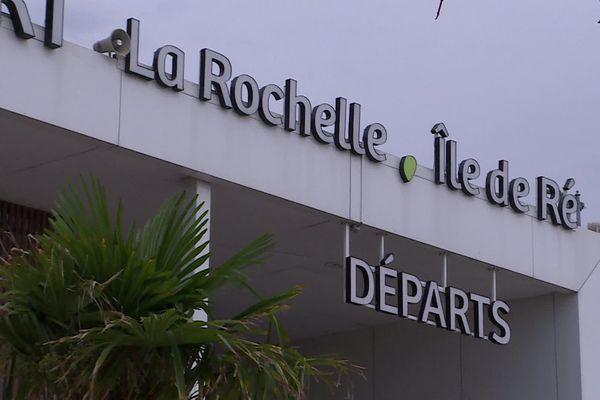 l'Aéroport de La Rochelle-l'Île de Ré retrouve peu à peu son trafic.