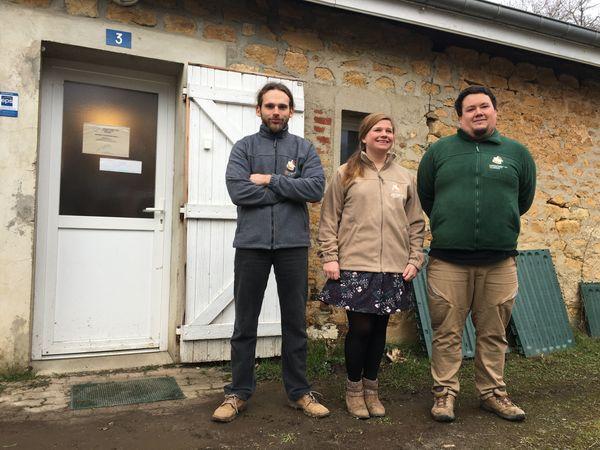 L'association Le Renard, à Poix-Terron dans les Ardennes suit de très près la faune locale, l'étudie, et mène des actions