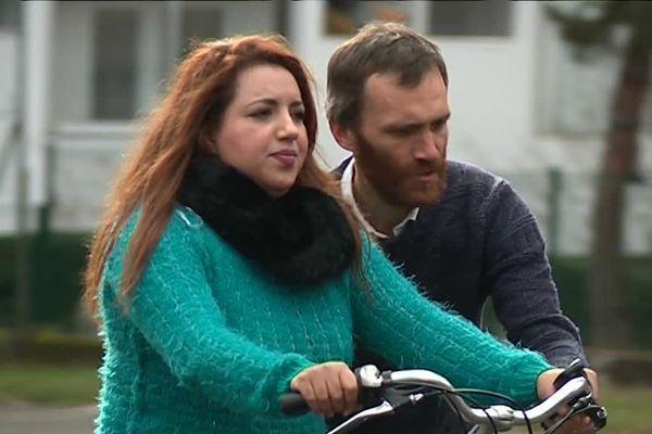 D'ici la fin de l'initiation, Samira Boufarsi espère pouvoir se déplacer à vélo avec ses enfants.