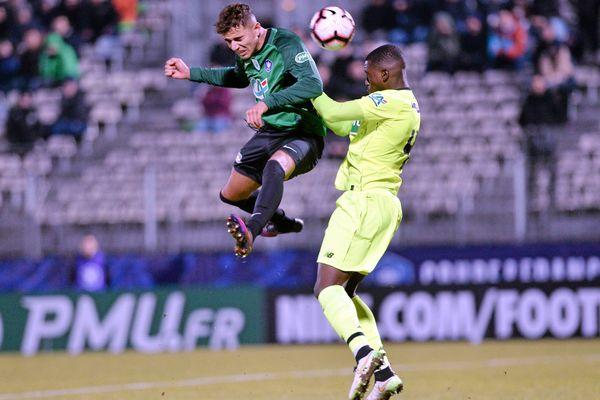 Le Losc s'est qualifié mardi pour les huitièmes de finale de la Coupe de France, face à Sète, mardi (1-0).