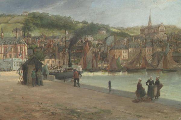 L'exposition François Ferdinand Moutier est à découvrir jusqu'au 6 octobre au musée Villa Montebello de Trouville-sur-Mer