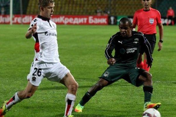 Europa League - Nice s'écrase à Krasnodar