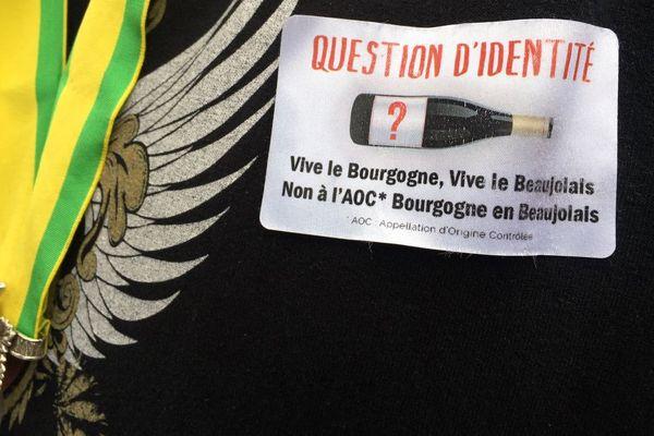 Les viticulteurs de Bourgogne sont vent debout contre le projet de révision de l'AOC Bourgogne lancé par l'Inao.