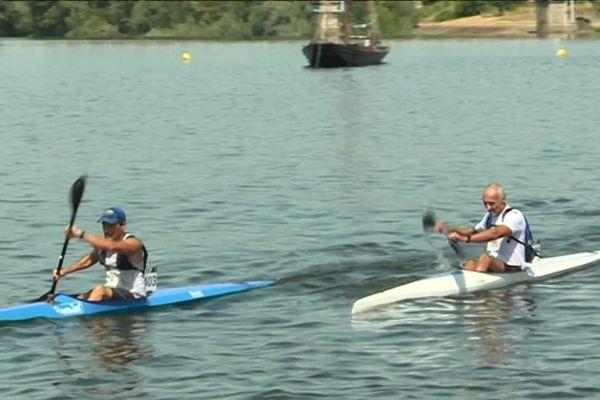 Les championnats d'Europe de marathon de canoë-kayak ont lieu du 25 au 28 juillet à Decize.