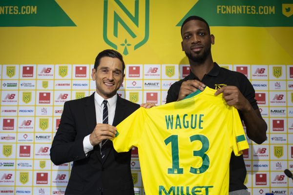 Molla Wagué avait rejoint le FC Nantes en juillet 2019 moyennant un transfert d'environ 2 millions d'euros.