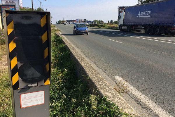 Les radars vandalisés sont de plus en plus nombreux sur les routes de la Vienne depuis le passage de la limitation à 80 km/h.