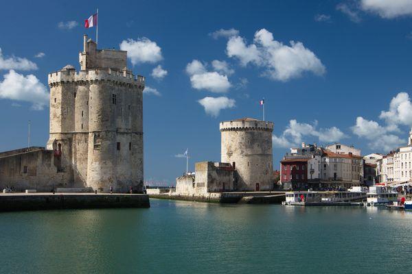 Les tours de La Rochelle en lice pour devenir le monument préféré des Français