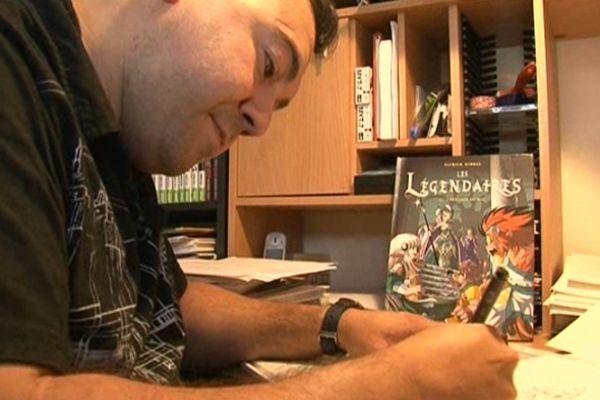 Les derniers albums du Limougeaud Patrick Sobral en tête des ventes de bande-dessinée