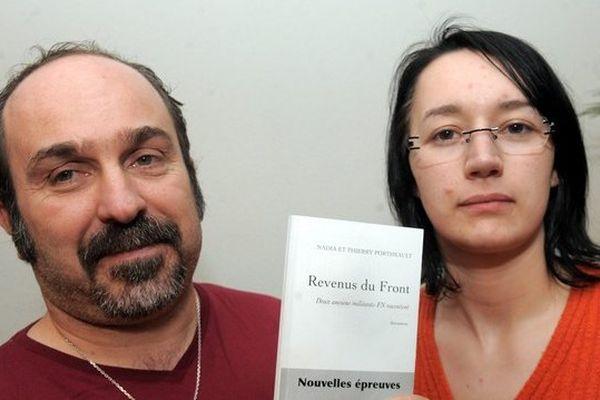 Nadia et Thierry Porthéault, anciens militants du front National ont écrit un livre sur leur expérience