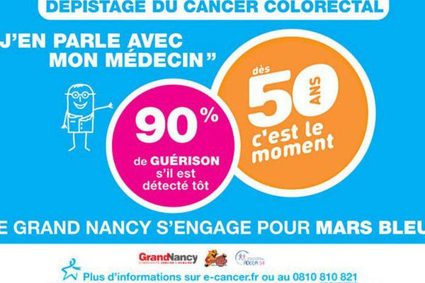 Le Grand Nancy et le SLUC Nancy Basket sont partenaires de la campagne
