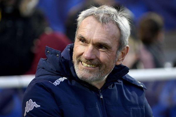 Michel Sorin, entraîneur de l'AS Vitré depuis 2011, va retrouver le stade Francis Le Basser de Laval ce mercredi soir lors du quart de finale de Coupe de France face à Nantes.