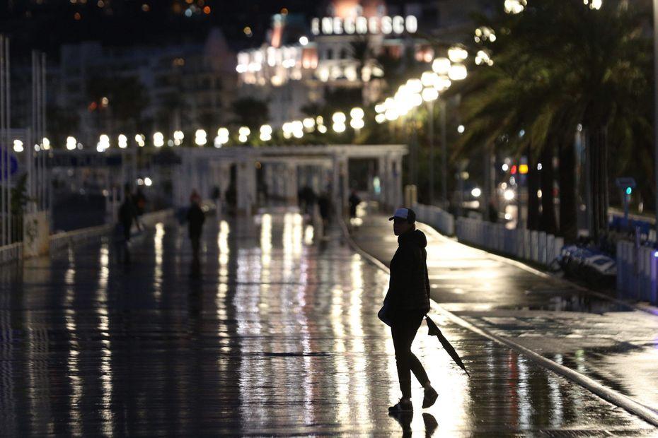 Les Alpes-Maritimes et le Var en vigilance jaune dans la nuit de dimanche à lundi