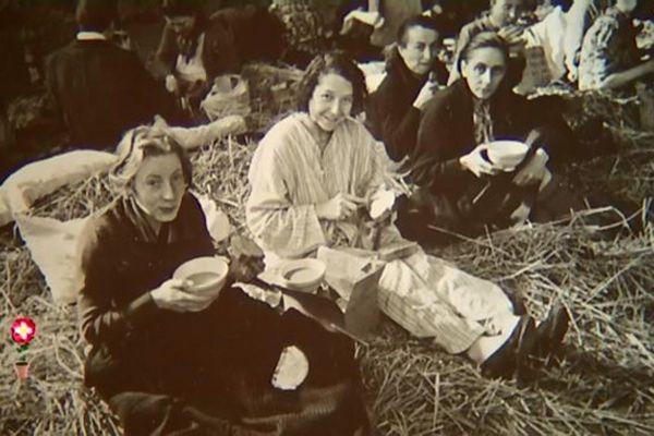 Des résistantes françaises rescapées des camps de concentration