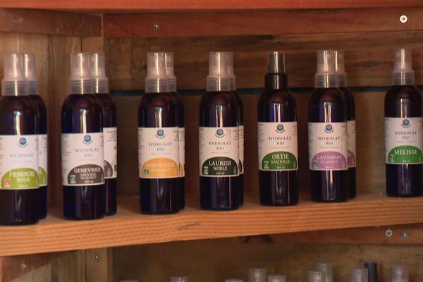 Les huiles essentielles de Benjamin Zimra, 100 % lotoises.