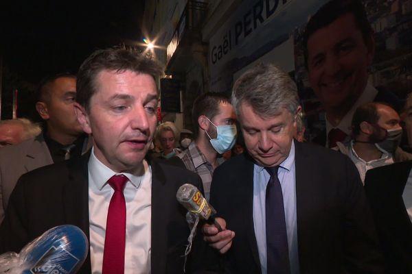 A Saint-Etienne, le maire sortant Gaël Perdriau a été réélu sans surprise avec près de 60% des voix mais avec une abstention record.