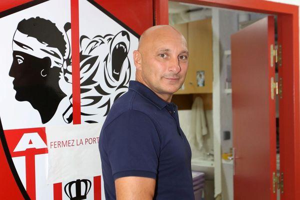 L'entraîneur de l'AC Ajaccio, Olivier Pantaloni, débute la saison sur une note positive.