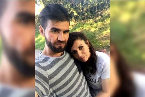 Shaïma se bat pour qu'Alifayez, son compagnon afghan, puisse rester avec elle dans le Pas-de-Calais, où ils se sont rencontrés