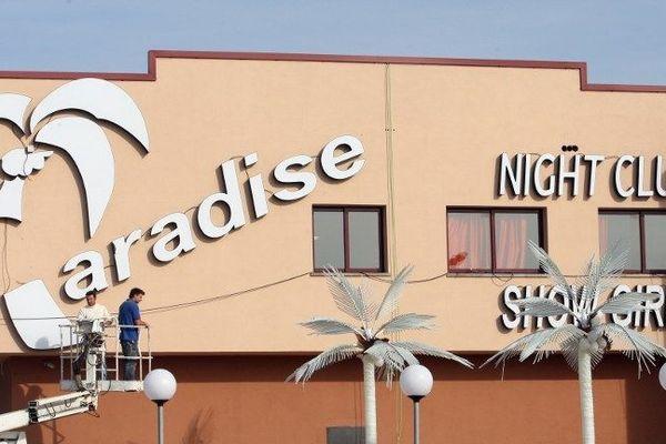 Le bordel Paradise a ouvert en octobre 2010