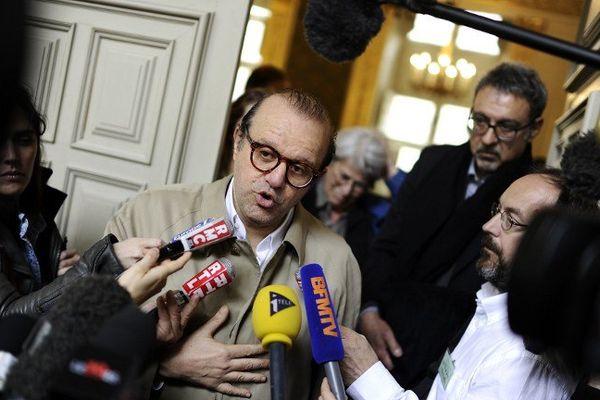 Me Hervé Temime, avocat de la partir civile