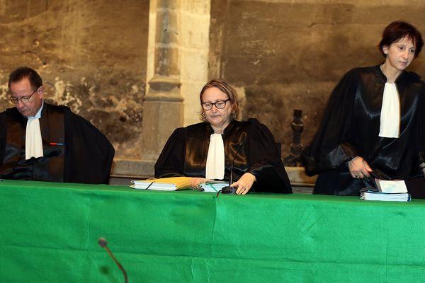 Le procès des élus de la Faute-sur-Mer se tient devant la cour d'appel de Poitiers jusqu'au 4 décembre.