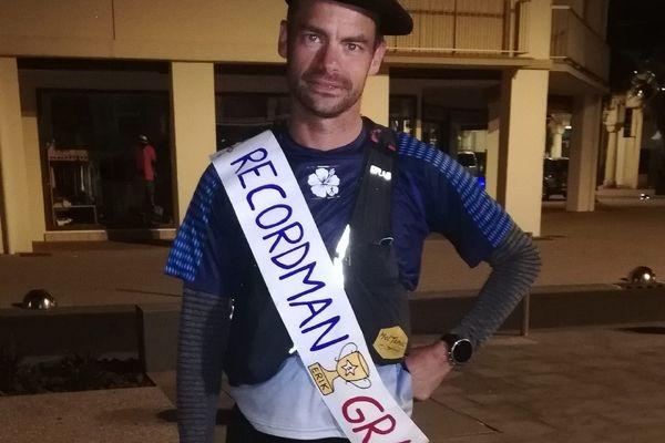 Record du GR10 dans les Pyrénées pulvérisé par le traileur Erik Clavery
