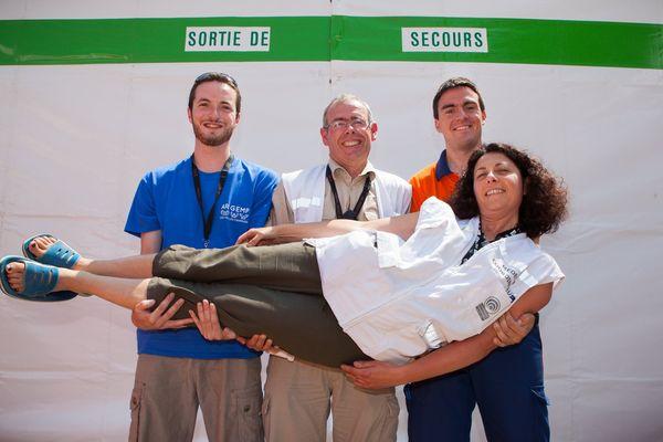 Quentin, Bruno, David et Yolande : la sécurité, c'est eux !