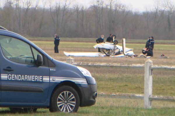 Une personne est décédée dans le crash de cet ULM.
