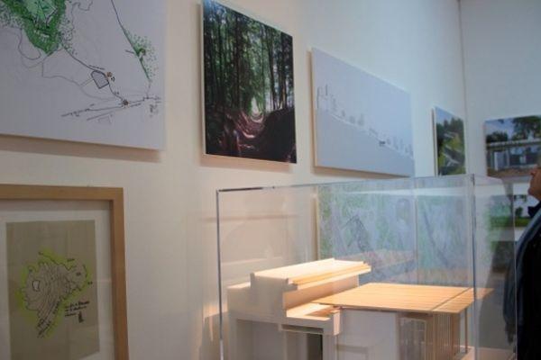L'émotion de la lumière qui traverse la forêt a été l'un des points de départ du travail de Renzo Piano.