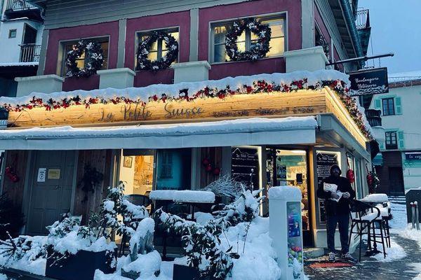 La boulangerie la Petite Suisse espère vendre ses galettes des rois.