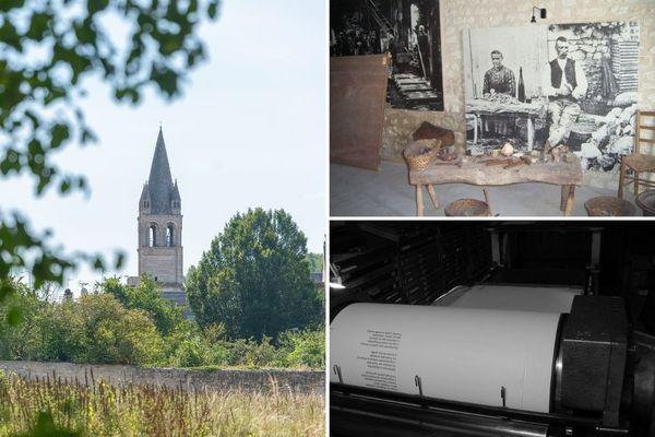 38 èmes journées européennes du Patrimoine dans l'Indre.