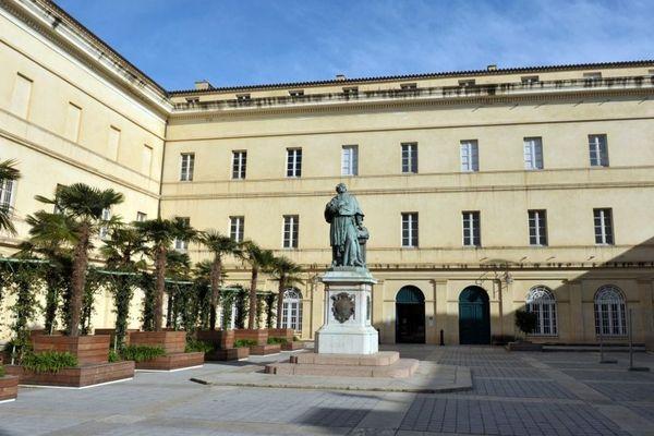 Le musée Fesch d'Ajaccio.