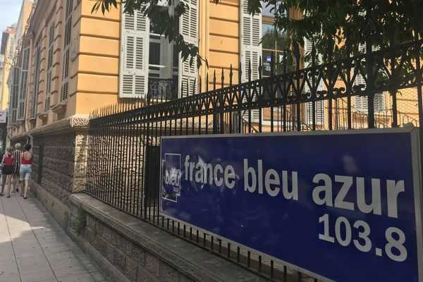 France Bleu Azur à Nice