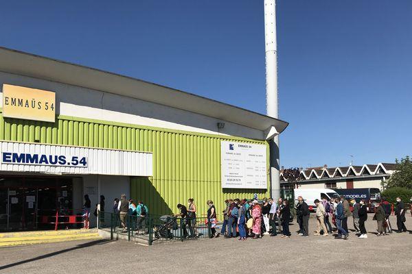 Le magasin de Vandoeuvre, près de Nancy, était fermé depuis plus de deux mois.