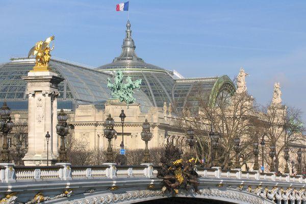 Le Grand Palais sera ouvert de 10h à 20h.