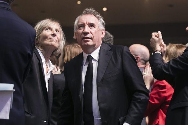 François Bayrou, maire de Pau, a fait campagne pour la liste LREM