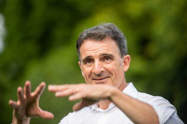 Le maire de Grenoble, Eric Piolle, est renvoyé devant le tribunal correctionnel de Valence le 1er mars 2022 pour des soupçons de favoritisme - septembre 2021
