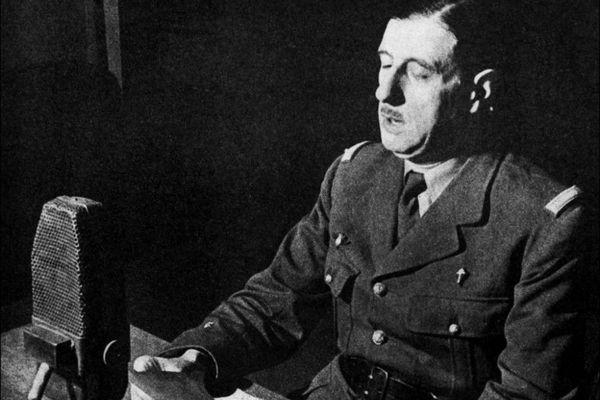 Juste avant l'appel du 18 juin 1940, exhortant les Français à résister à l'occupation, De Gaulle rencontrait Churchill, à la préfecture de Tours