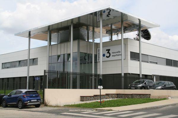 Nouvelle station France 3 Poitou-Charentes - 35, rue Léopold Sédar Senghor, 86000 Poitiers