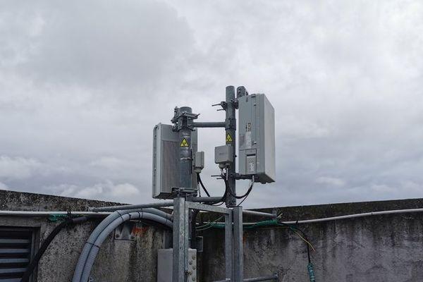 Deux antennes 5G installées à Toulouse