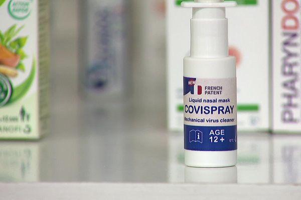 Une société d'Issoire (Puy-de-Dôme), vient de mettre au point un spray nasal supposé protéger du COVID 19.