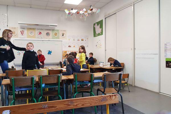 La Calendreta, une école comme les autres...mais en Occitan !