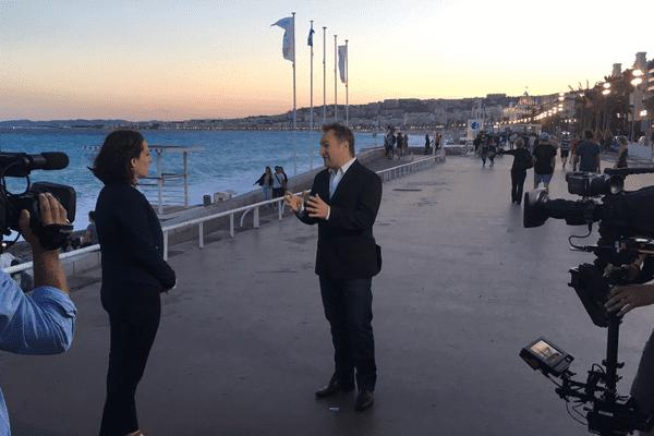 Une émission spéciale 1 an après l'attentat de Nice présentée par Nathalie Layani avec un enquête de Didier Birgnand.