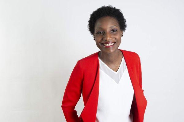 N'Fanteh Minteh, journaliste et présentatrice de l'émission spéciale ECM contre le virus
