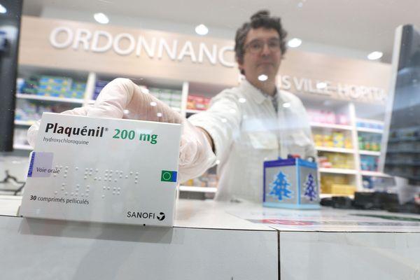 Les patients qui suivent un traitement à base de plaquénil n'en trouvent plus dans les pharmacies.