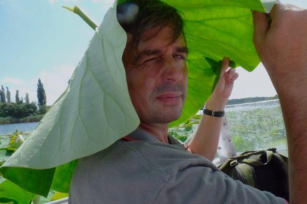 Le réalisateur et documentariste Pascal Cuissot